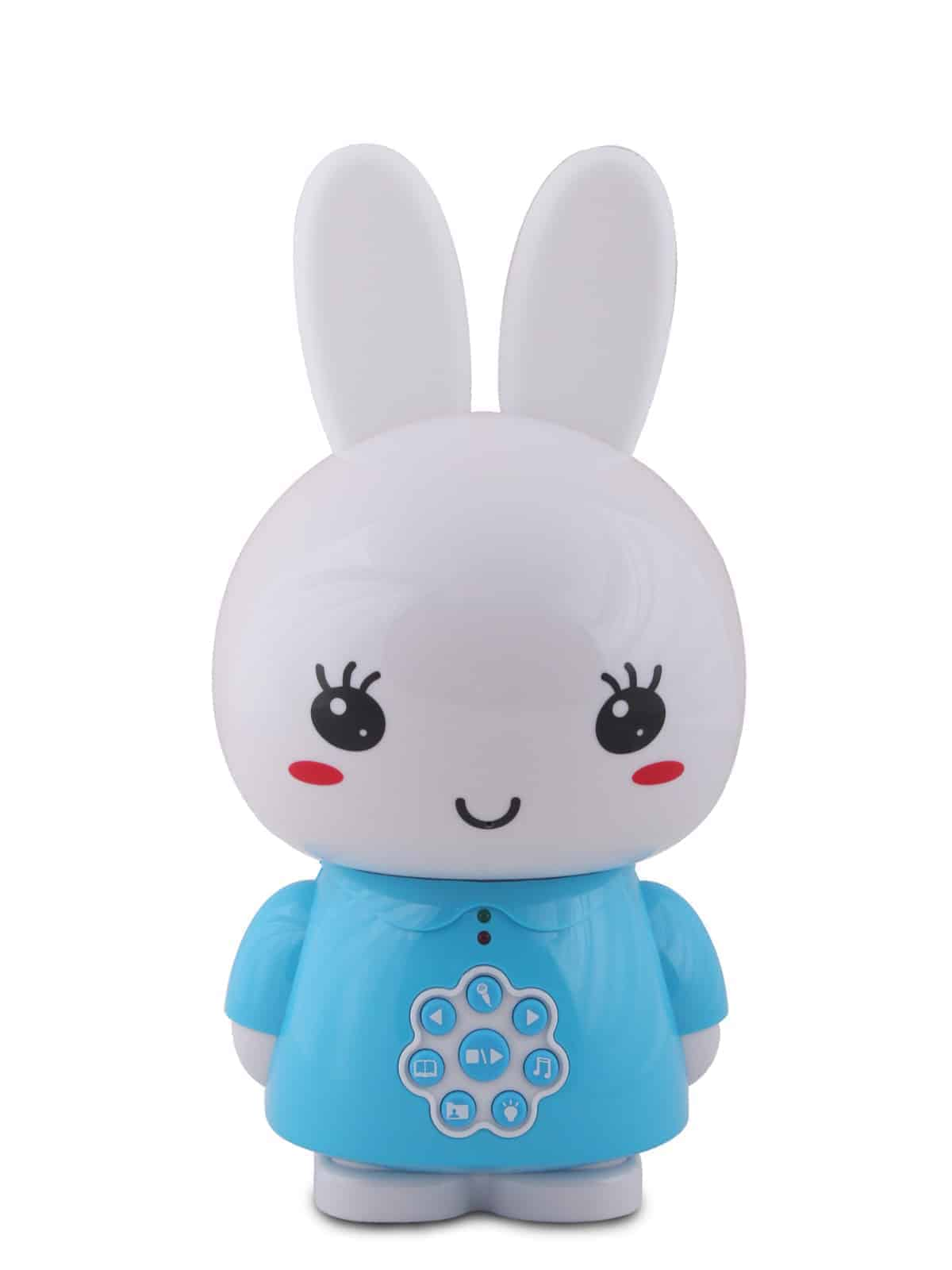 Alilo Honey Bunny MP3 Blue-Front view
