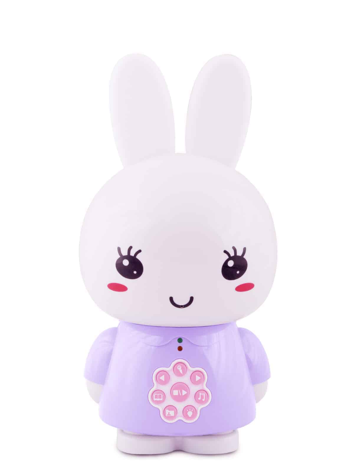 Mauve MP3 Honey Bunny-Front view