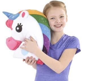 16 inch unicorn pillow