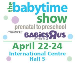 Baby Time Show Toronto April 2016 LOGO