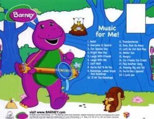 Barney TRAY CARD Copy 1