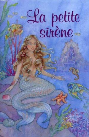 La Petite Sirene livre personnalisee
