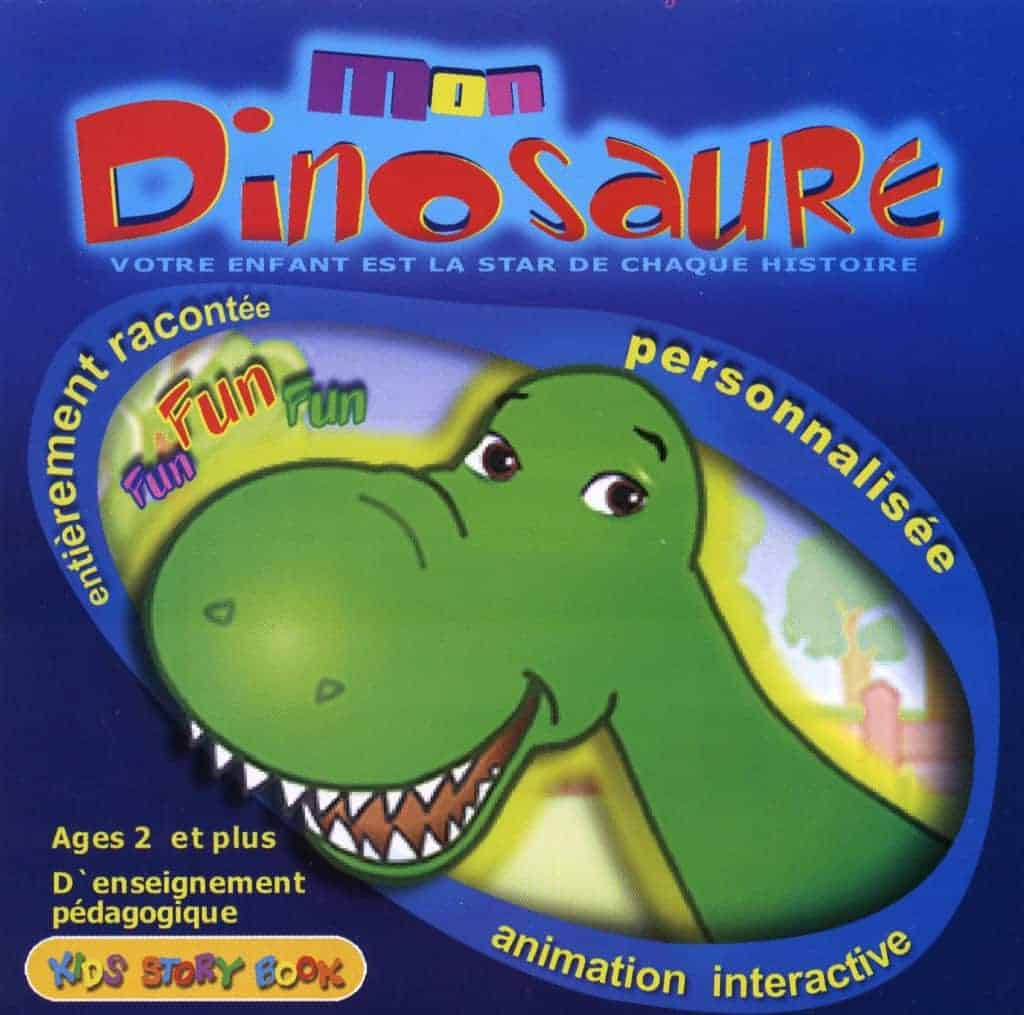 Mon Dinosaure CDRom 2