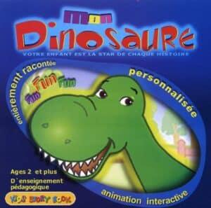 Mon Dinosaure CDRom