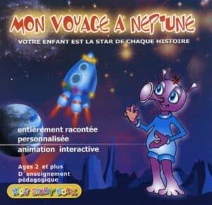 Mon Voyage a Neptune CDRom
