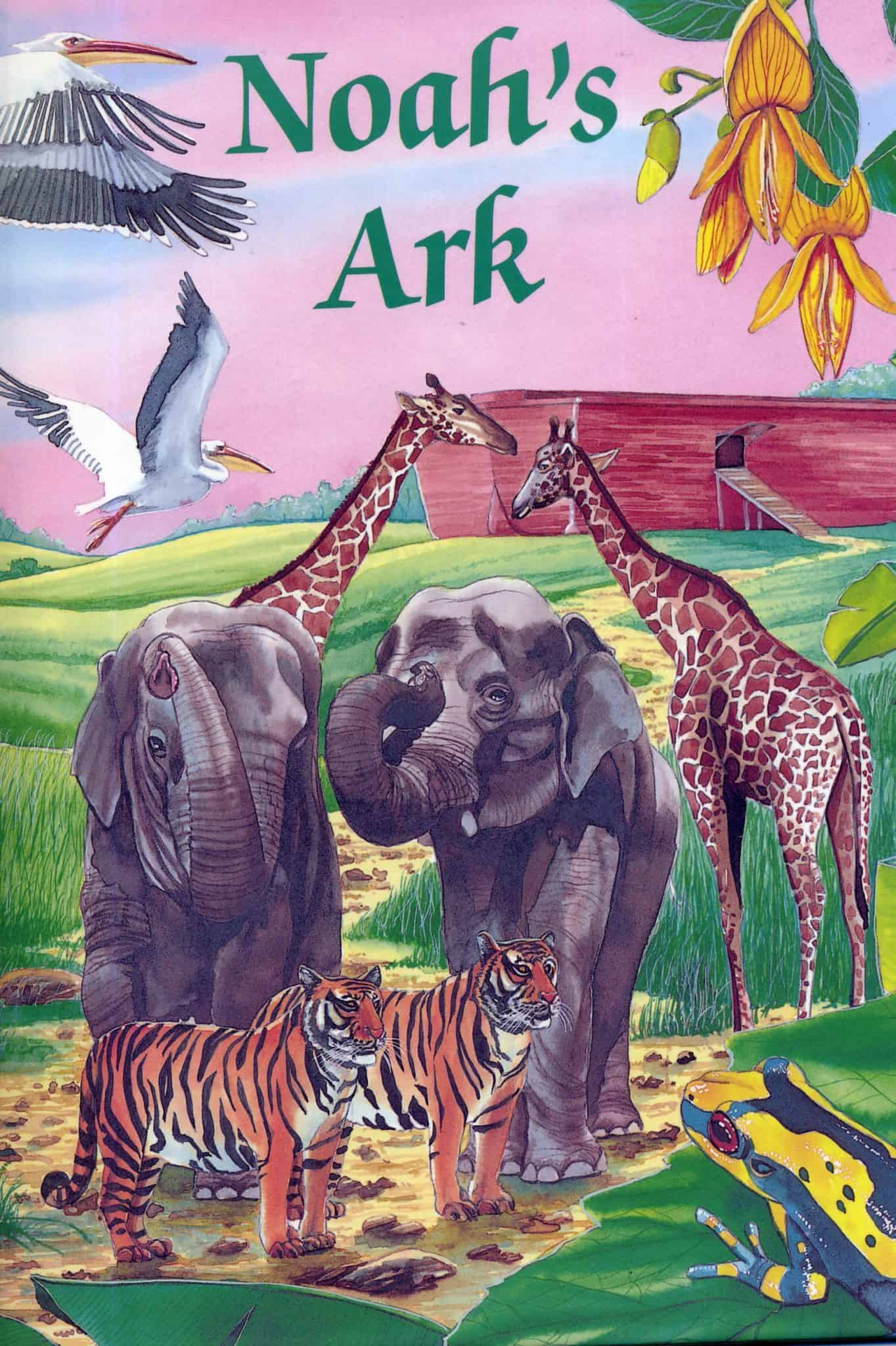 Noah`s Ark Personalized Book