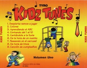 Tyro Spanish CD cover copy 2