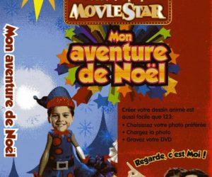 L'Aventure de Noël-DVD Personnalisé