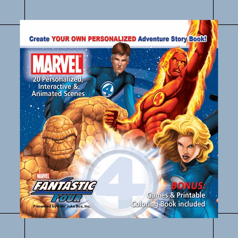 fantastic 4 front 1