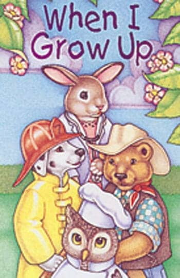 When I Grow Up Personalized Book