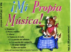 MVOM Spanish personalized songs