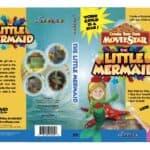 Little Mermaid Personalized DVD