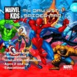 My Day With Spider-Man CDRom