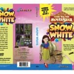 Snow White Personalized DVD