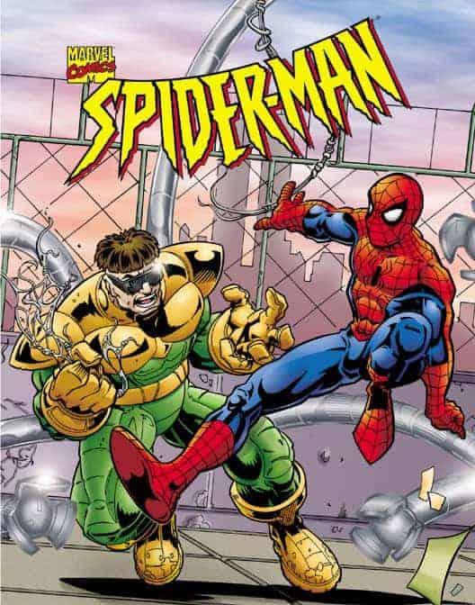 spiderman lg