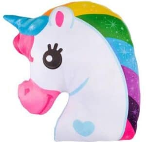 unicorn pillow 16 inch